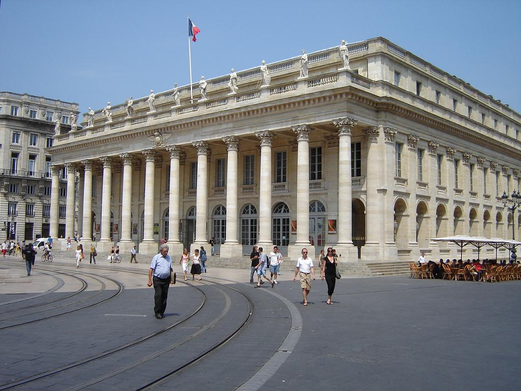 Grand Théatre de Bordeaux