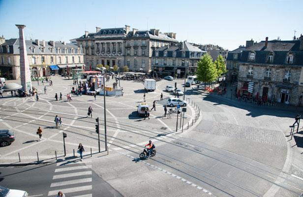 Place-de-la-Victoire Bordeaux