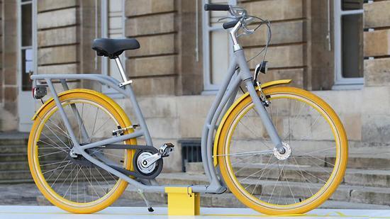 pibal vélo design Bordeaux