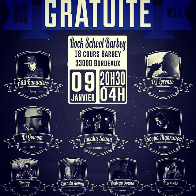 Rock School Barbey
