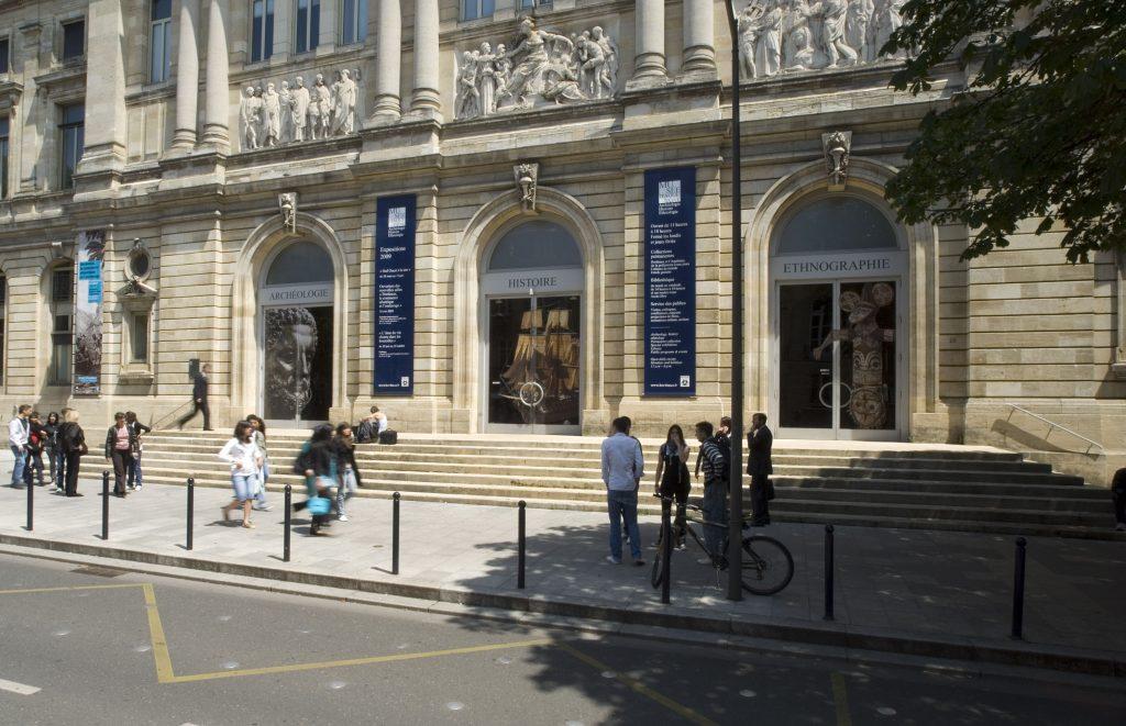 Crédit photo : Lysiane Gauthier - Mairie de Bordeaux
