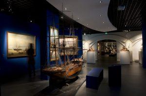 salle 19ème - musée Aquitaine