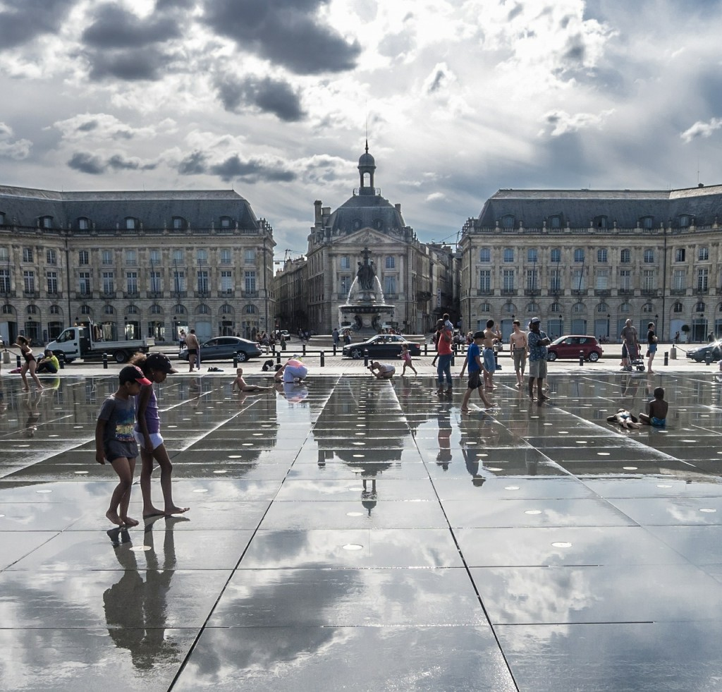 La place de la Bourse - Source : pixabay.com