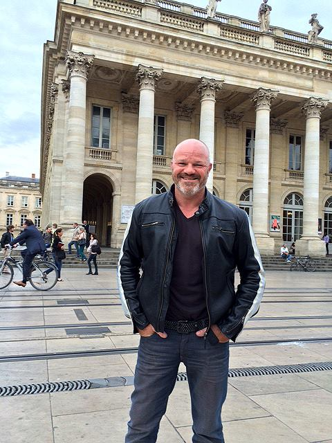 Bordeaux Restaurant Grand Theatre