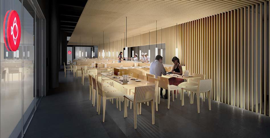 Restaurant Japonnais Sainte Catherine