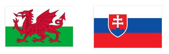 pronostic Pays de Galles Slovaquie