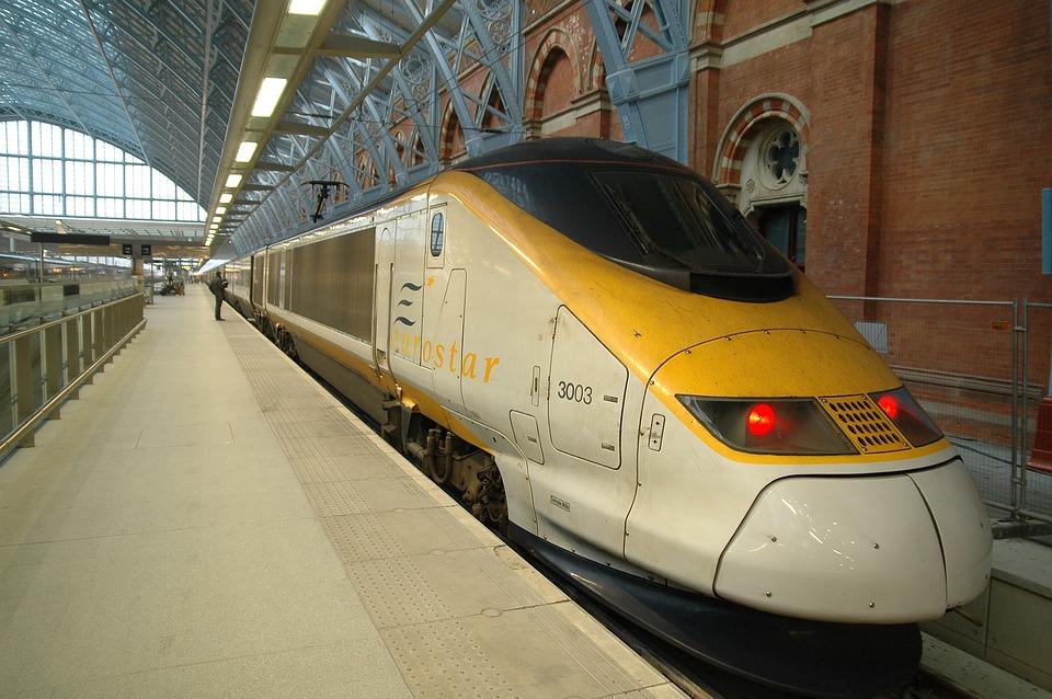 Eurostar Londres Bordeaux