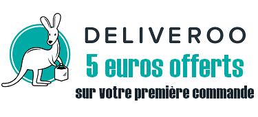 code promo Deliveroo