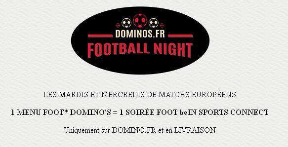 Domino's Football Night