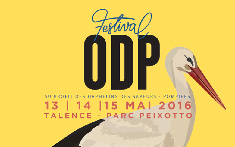Affiche du festival ODP
