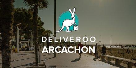 Deliveroo Arcachon