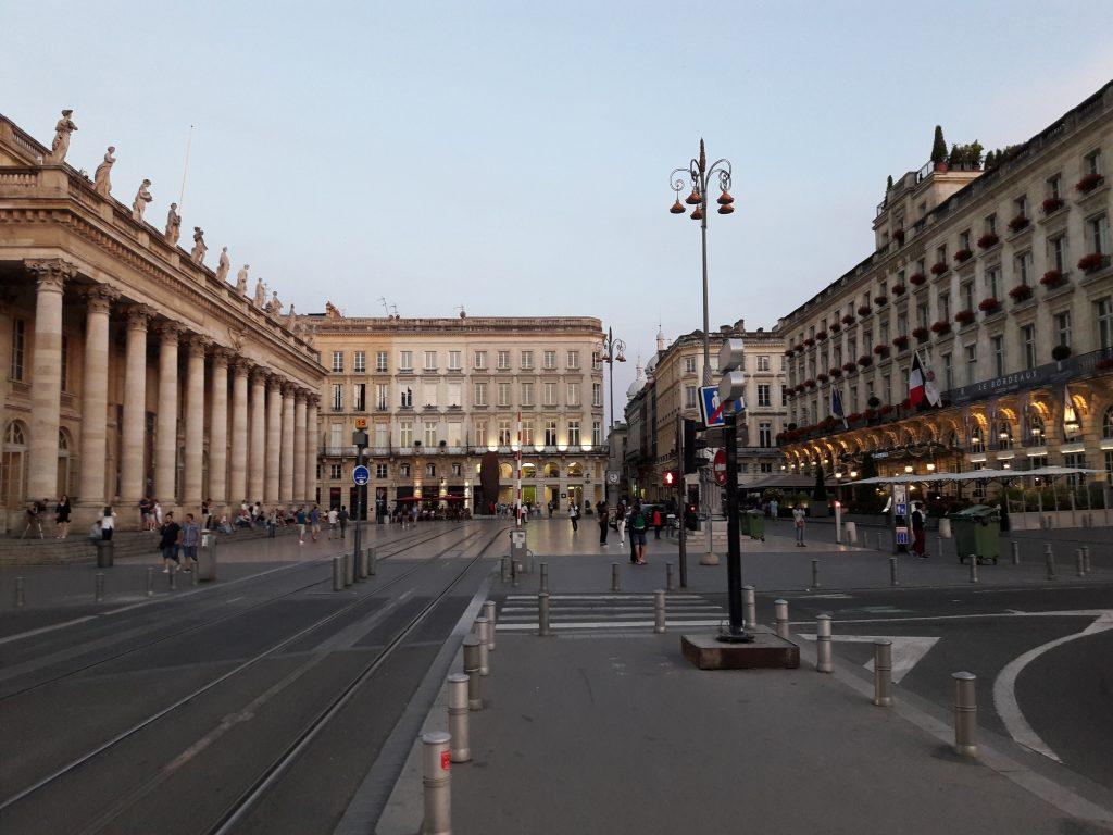 place comédie Bordeaux