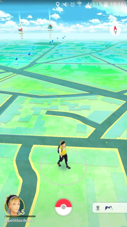 Pokémon Go Bordeaux, une chasse géante au Jardin Public
