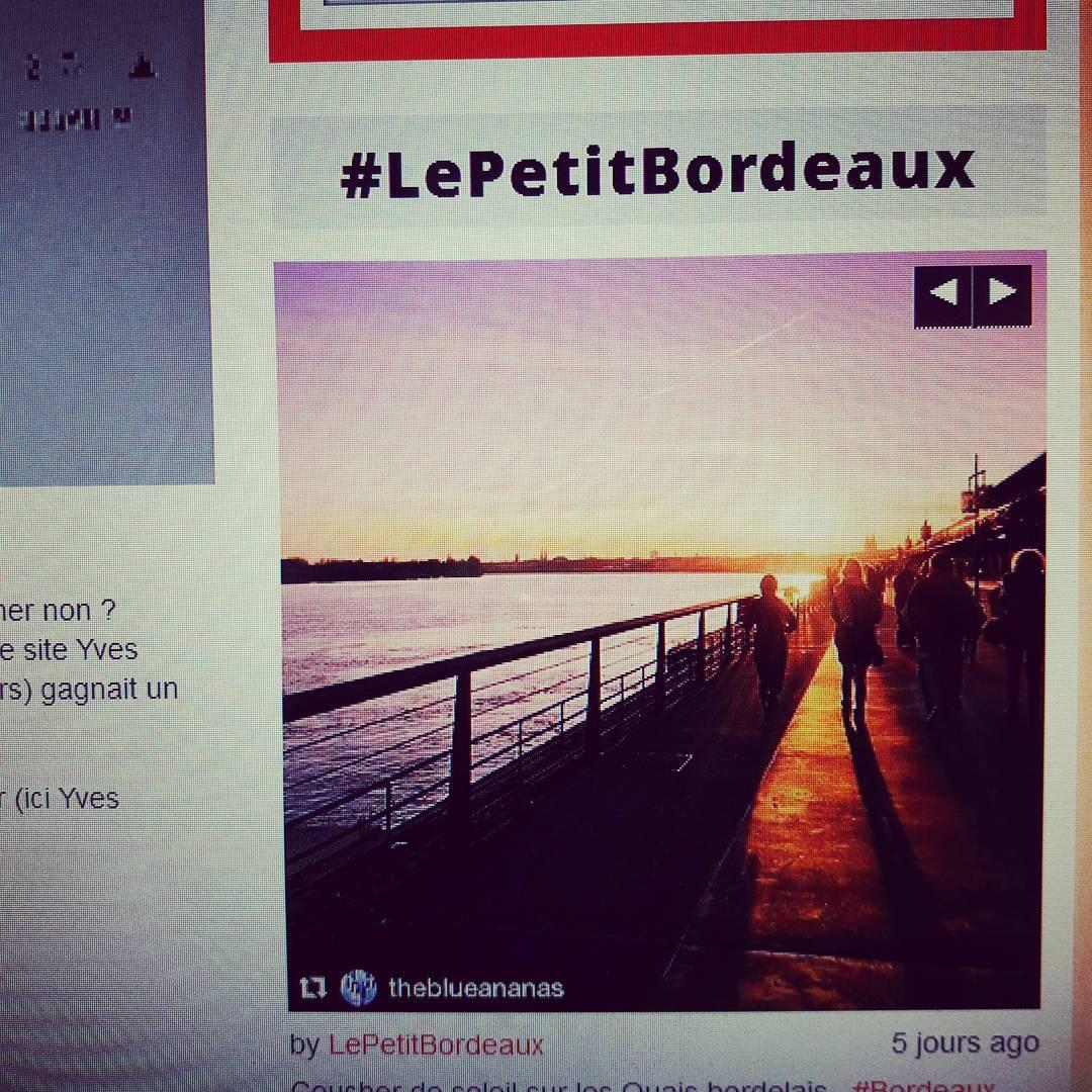 Affichez vos plus belles photos de Bordeaux sur wwwLePetitBordeauxfr avechellip